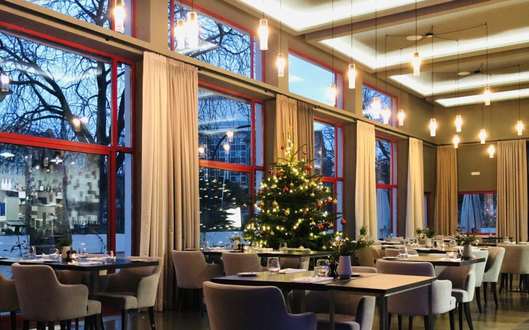 Otevírací doba výdejního okénka ve vánočním období